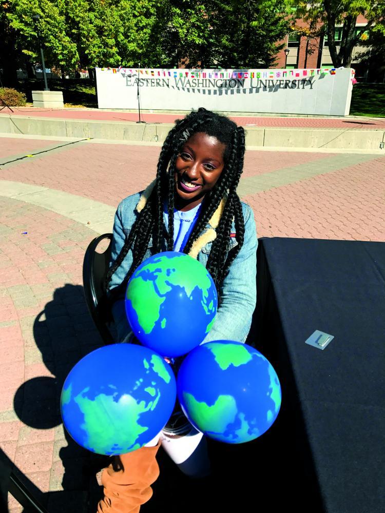 Keresha Richards, Eagle Entertainment Diversity Outreach Coordinator | Sam Jackson for The Easterner