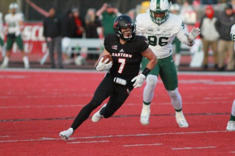 Police report offers new details on EWU quarterback Gage Gubrud's contentious arrest