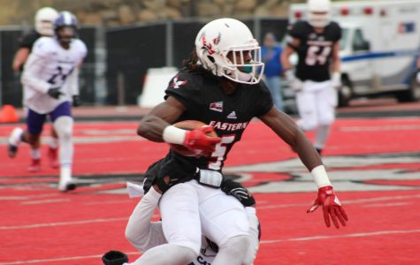 No. 11 EWU football stumbles again, falls to Weber State on Homecoming night