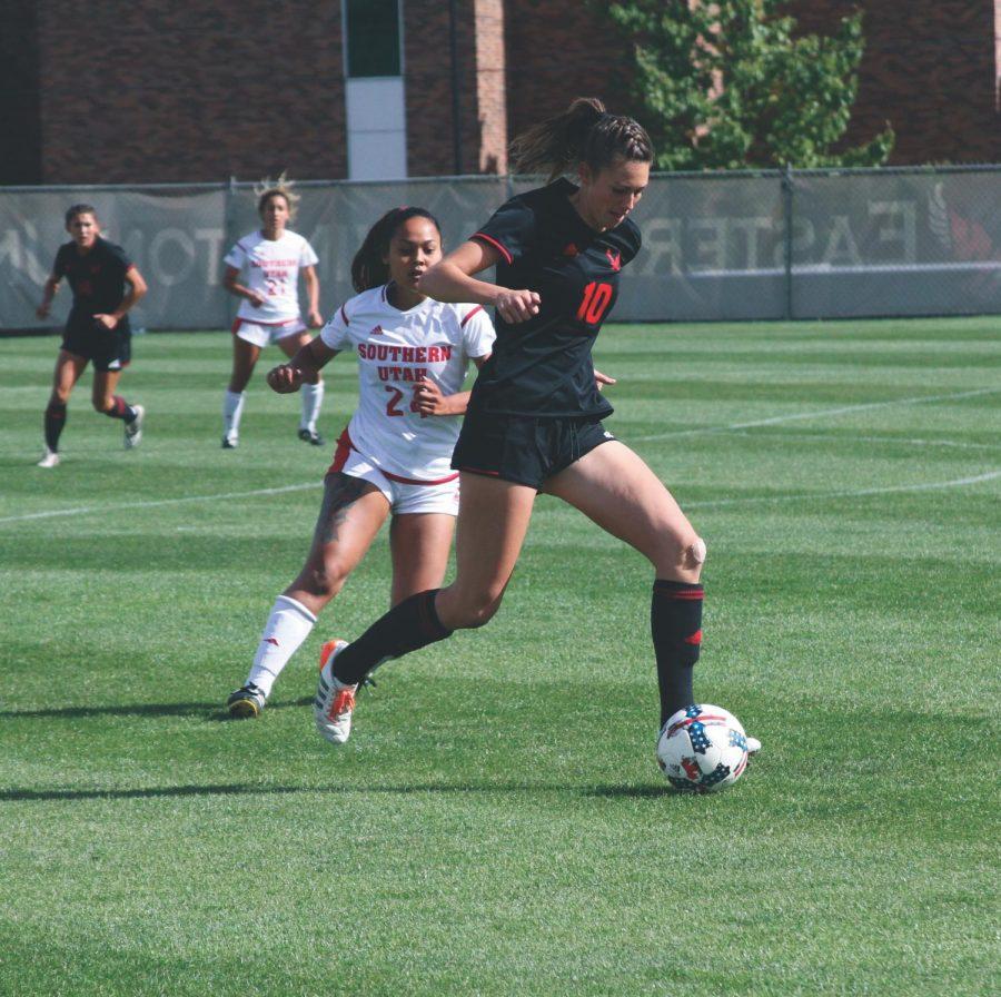 EWU womens soccer to open NCAA tournament against USC