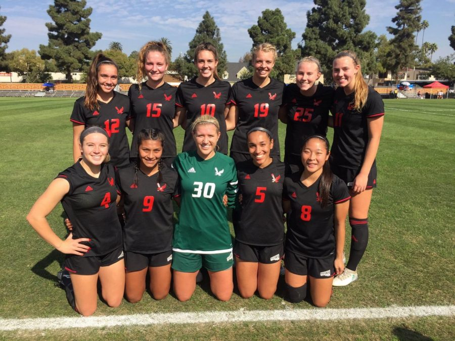 EWU women's soccer falls to USC in double overtime