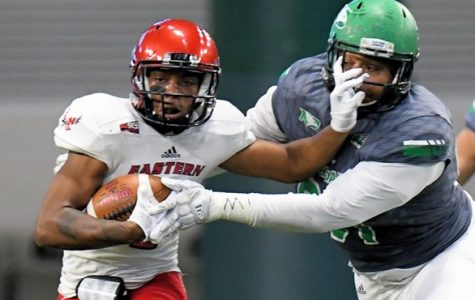 No. 19 EWU football keeps playoff hopes alive with road win over North Dakota