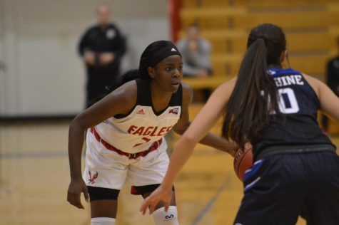 EWU women's basketball falls to Gonzaga in non-conference play