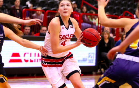 EWU women's basketball opens Big Sky play with close loss to Northern Colorado
