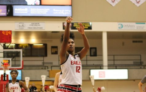 EWU women's basketball drops road pair, fall to 5–4 in conference