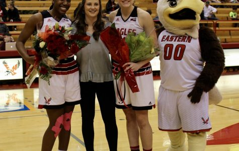 EWU women's basketball wins final two at home as Hodgins eclipses 2,000 points
