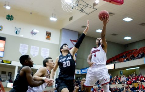 EWU men's basketball sweeps home pair to remain in 4th place