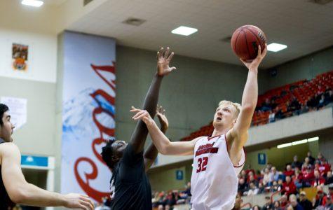 EWU men's basketball wins fourth straight as regular season winds down