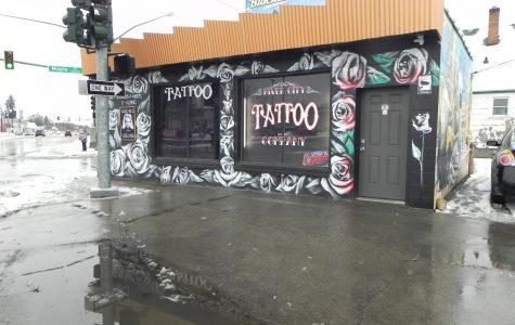 Spokane the easterner for Tattoo shops in spokane