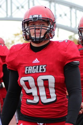 EWU football player faces charges of hit-and-run to unattended property