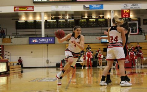 EWU women's basketball snags No. 3 seed as Hodgins makes history