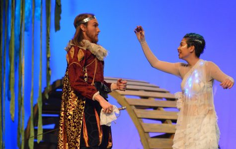 "EWU Theatre performs ""The Tempest"" with plenty of mischief and laughter"