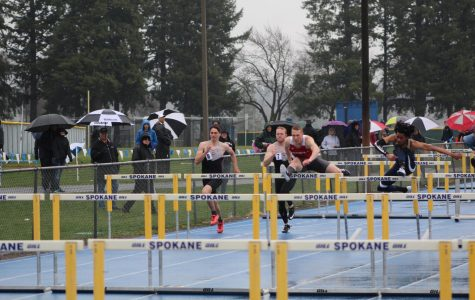 EWU track and field shines despite April showers at the War XI at SFCC