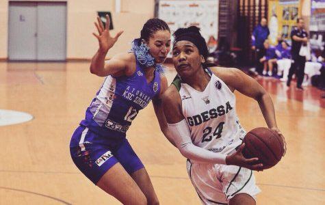 EWU basketball alumna Ashli Payne continues hoops career abroad