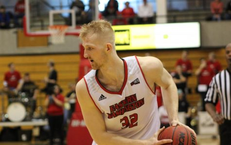 Bogdan Bliznyuk, who was named the 2018 Big Sky Conference MVP, will make his NBA Summer League debut on July 6 | Easterner Archives