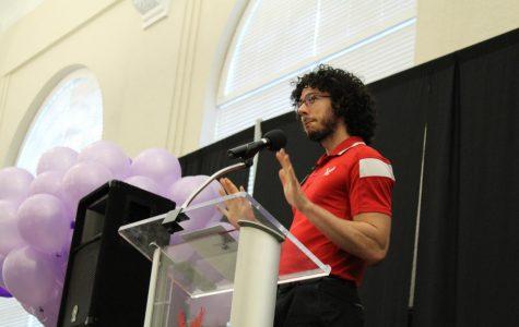 EWU shows its lavender at LGBTQ+ graduation ceremony