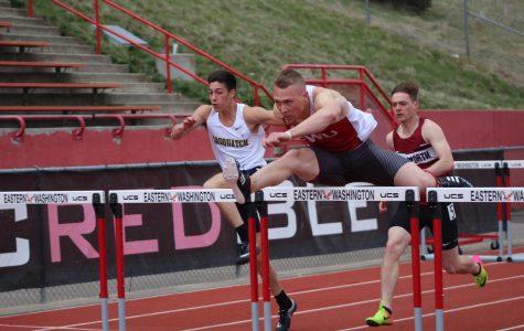 EWU track sets sights on Big Sky medals