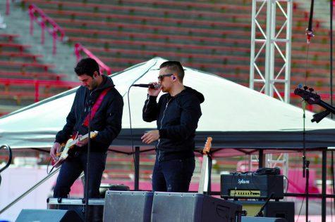 Eagle Entertainment hosts inaugural music festival, Swoopalooza