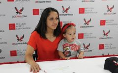 Flores-Cloud settles in as EWU volleyball gears up for new season