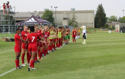 EWU soccer needs extra time to get first win of 2018
