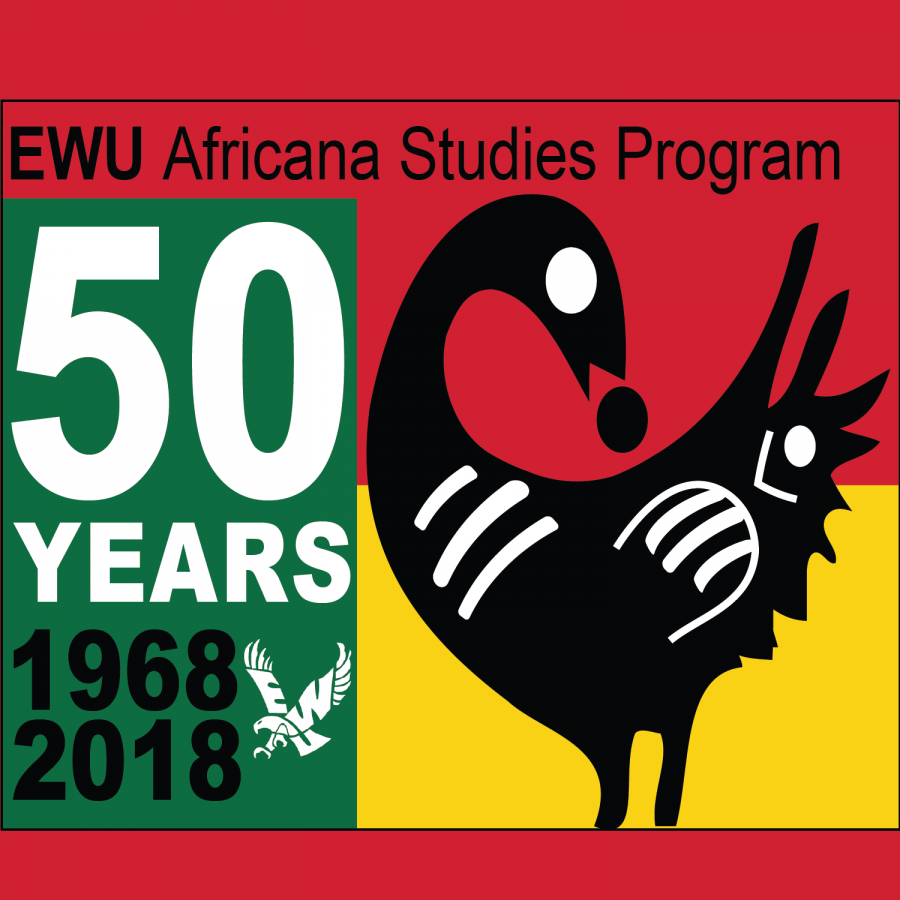The+EWU+Africana+Studies+graphic+celebrates+the+program%27s+50-year+anniversary.+The+program+started+in+1968.