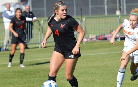 EWU soccer seniors shine on senior day