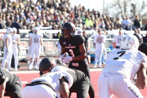 Eagles to face Northern Colorado as Barriere takes starting QB role
