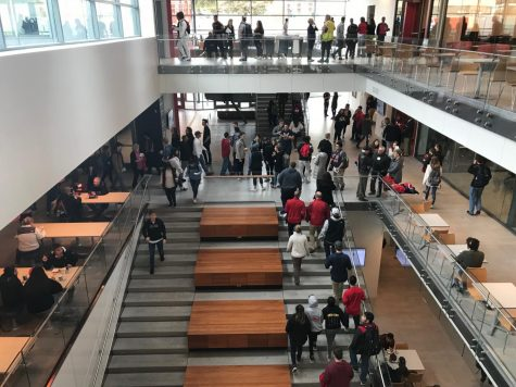 EWU previews renovated PUB despite construction delay