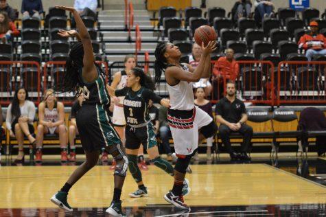 Women's basketball aims to surpass BSC preseason polls