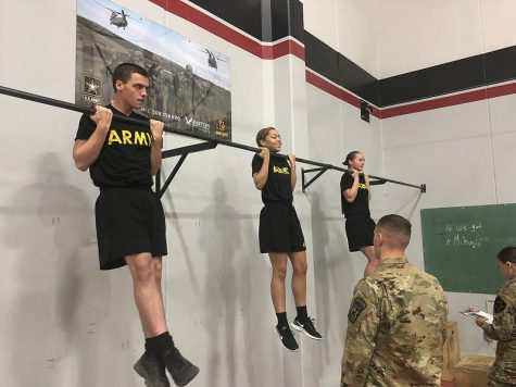 EWU ROTC takes top spot in military badge competition
