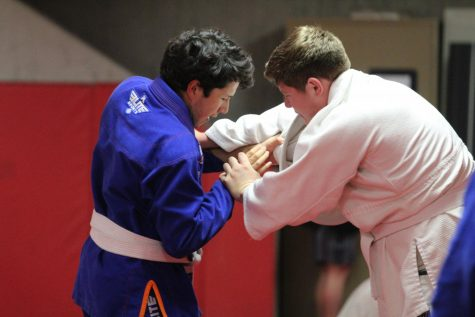 Learning life lessons through martial arts