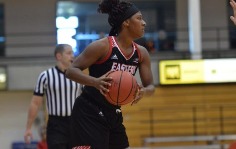 Kapri Morrow has big goals for women's hoops