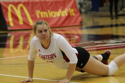 Losses keep piling up for EWU volleyball