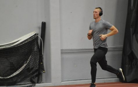 Track looks to find its stride during start of indoor season