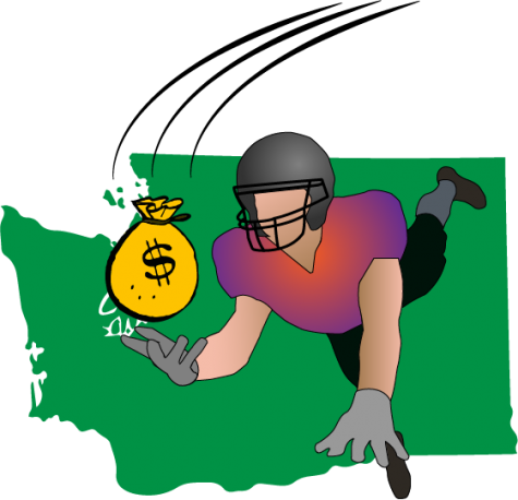 WA state bill questions NCAA student athlete compensation