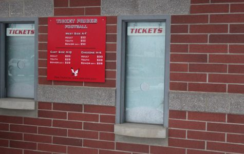 Football ticket prices increase by 37 percent