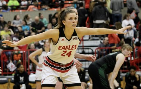 EWU women's basketball falls to Portland State in Big Sky Tournament championship