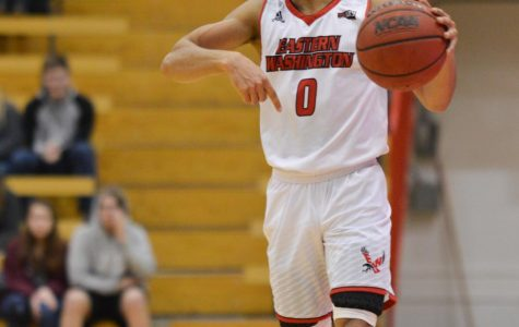 Kidd carves a path from community college to EWU starting point guard