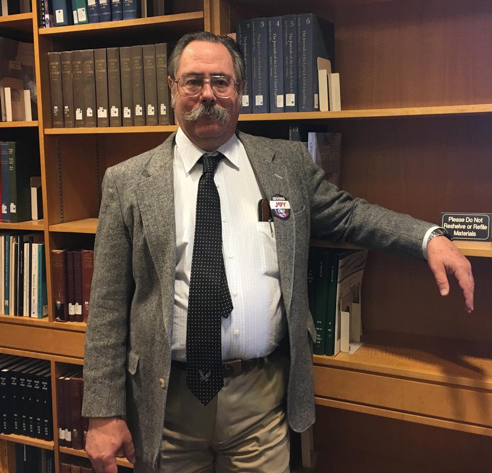 Dr. Charles V. Mutschler