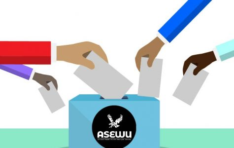 ASEWU general elections are April 23-25. Students can place their vote at vote.ewu.edu