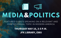 ASEWU and The Easterner to host discussion panel on journalism and politics