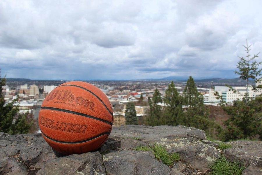 Basketball is a part of Spokane