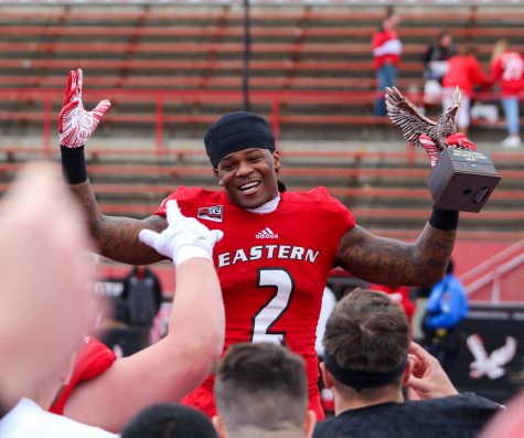 EWU roars at the top