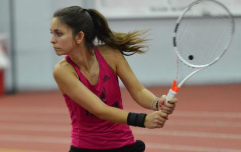 EWU women's tennis enters Big Sky championships with all-time best conference record