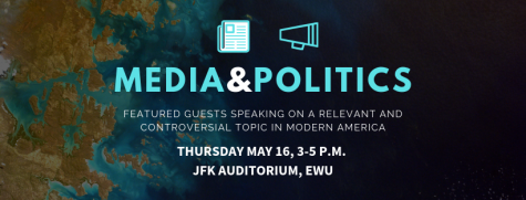 Upcoming media & politics discussion panel