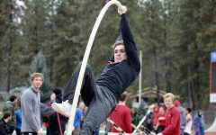 EWU vaulter Larry Still reaches new heights in the pole vault