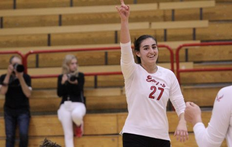 Volleyball snaps lengthy conference skid