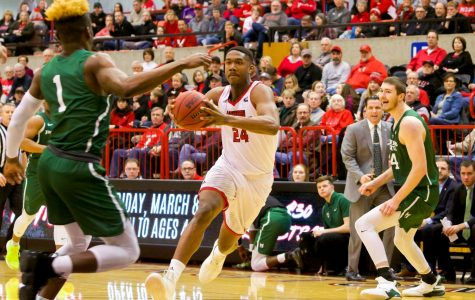 EWU sophomore guard/forward Kim Aiken Jr. will look to build upon his successful ending to last season.