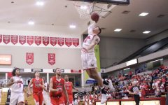EWU soars to victory in season opener