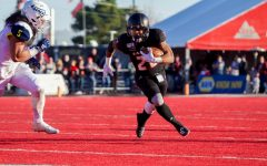Eagle offense hums in win over NAU
